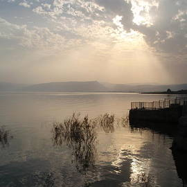 Delace Canada - Sunlight Reflection in Galilee