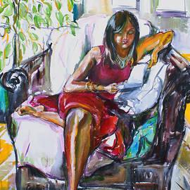 Becky Kim - Sunni Reading