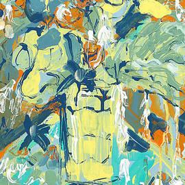 Carole Goldman - Sunny bouquet