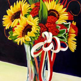 Susan Duda - Sunny Day Bouquet