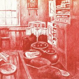 Kendall Kessler - Sunny Old Fashioned Kitchen