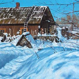 Alexander Volya - Sunny Winter Day