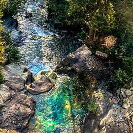 Robert Bales - Sunrift Gorge