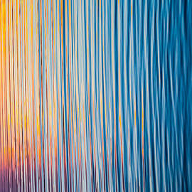 Parker Cunningham - Sunrise Abstract #1