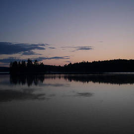 Richard Andrews - Sunrise at Canisbay Lake - f2g