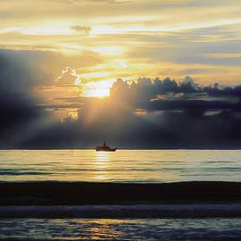 Michael Schwartzberg - Sunrise at the Beach 1