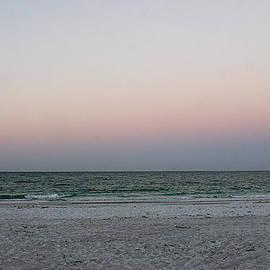 Jean Macaluso - Sunrise at the Beach
