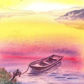 Irina Sztukowski - Sunrise At The Lake