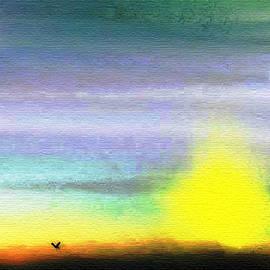 Lenore Senior - Sunrise at the Lake
