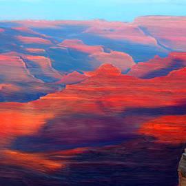 Bruce Nutting - Sunrise Canyon
