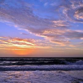 Kim Bemis - Sunrise Cloudshadows