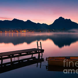 Henk Meijer Photography - Sunrise Hopfensee - Allgau - Bavaria - Germany