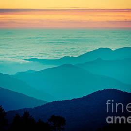 Raimond Klavins - Sunrise in Himalayas Annapurna yatra