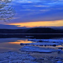 Ken Morris - Sunrise in New Brunswick
