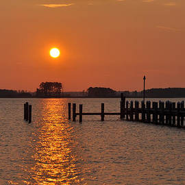 Bill Cannon - Sunrise in Piney Point MD