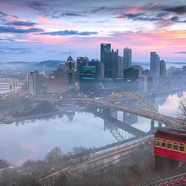 Emmanuel Panagiotakis -  Pittsburgh Fall day