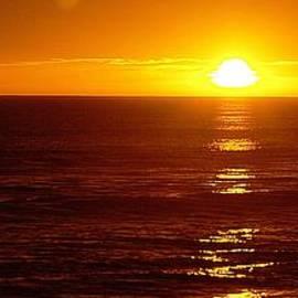 AmaS Art - Sunrise in Sousse_Tunisia