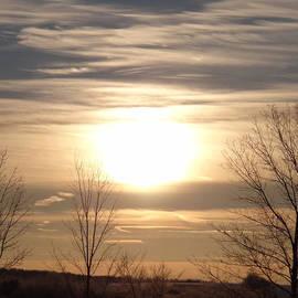 Megan Dotter - Sunrise in the distance