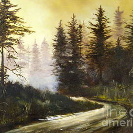 Lee Piper - Sunrise in the Forest