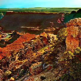 Bob and Nadine Johnston - Sunrise Lipan Point Grand Canyon