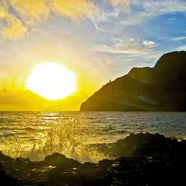 Steve Lipson - Sunrise Oahu