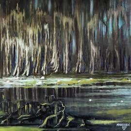 Melissa Herrin - Sunrise on the Bayou