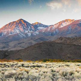 Leslie Wells - Sierra Sunrise