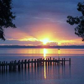 Gary Smith - Sunrise on the St. Johns 2