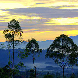 Erwin Sembiring - Sunrise Over The Blue Mountains