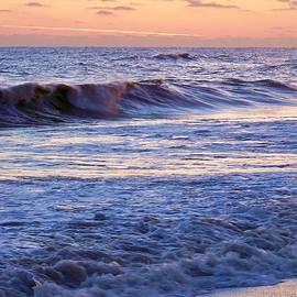 Chuck  Hicks - Sunrise Over The Sea
