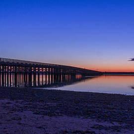 Donna Doherty - Sunrise Pier