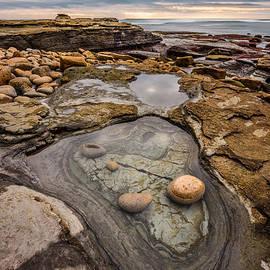Alexander Kunz - Sunsef Cliffs Tidepools
