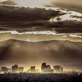 Janis Knight - Reno Sunset 2061