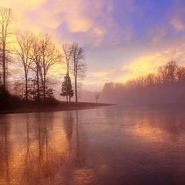 Robert Pennix - Sunset after the Rain