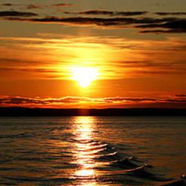 Ann-Charlotte Fjaerevik - Sunset