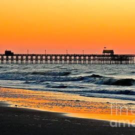 Eve Spring - Sunset Apache Pier