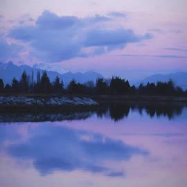 Jordan Blackstone - Sunset Art - Nature