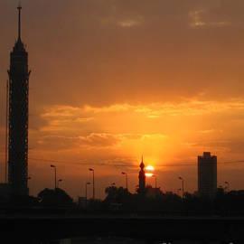 Lorita Montgomery - Sunset at Cairo