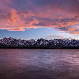 Cat Connor - Sunset at Crowley Lake