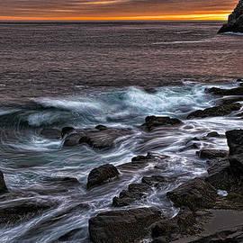 Marty Saccone - Sunset at Gullivers Hole