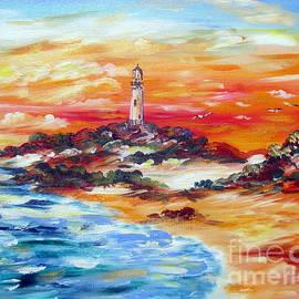 Roberto Gagliardi - Sunset at Rottnest  Island Lighthouse