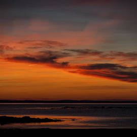 Greg Kluempers - Sunset Belfast Maine IMG 6043