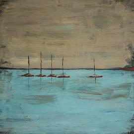 Ben Gertsberg - Sunset Boats