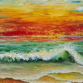 Teresa Wegrzyn - Sunset Breeze