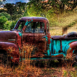 Ken Smith - Sunset Chevy Pickup
