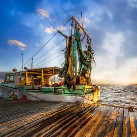 Debra and Dave Vanderlaan - Sunset Fishing