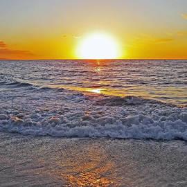 Shanna Hyatt - Sunset from Keawakapu Beach