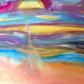 Judith Desrosiers - Sunset garnered