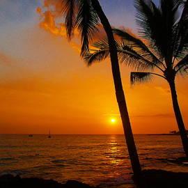 Athala Carole Bruckner - Sunset In Paradise