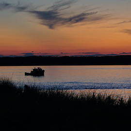 Mary Vinagro - Sunset in Rye
